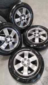 ATTENTION !!! 5X100 RIMS AN TIRES