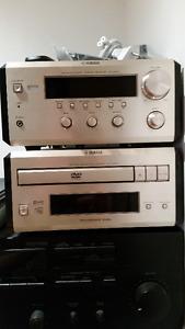 2 x Yamaha  stereo