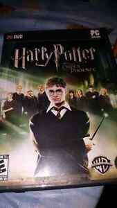 Harry Potter and the Order of the Phoenix PC game  Kitchener / Waterloo Kitchener Area image 1