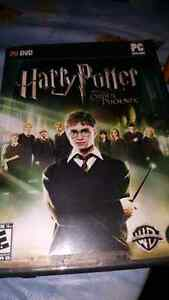 Harry Potter and the Order of the Phoenix PC game