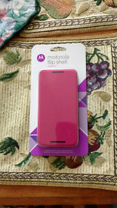 FOR SALE NEW MOTOROLA PINK FLIP SHELL