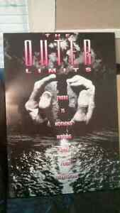Outer Limits Hard Back Poster Best Offer or Trade