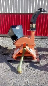 Wood Chipper PTO drive