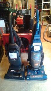 2 Upright Vacuums - $20 each.