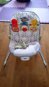 Geo Meadow Baby's bouncer - Fisher Price