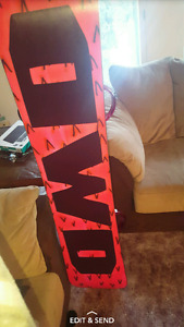 Brand new snow board