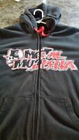 Metal mulisha sweater
