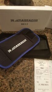 Brand New: IQ Massager slippers and belt!! Kitchener / Waterloo Kitchener Area image 4