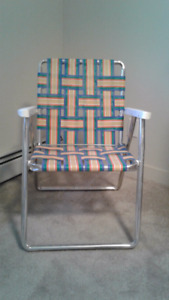 Collapsible Patio Chair