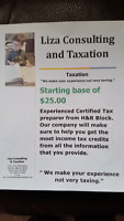 Liza Consulting & Taxation