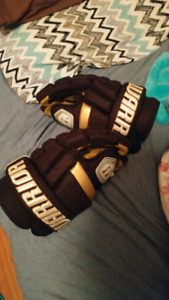 Gants hockey warrior