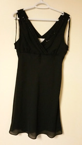 Size 10 Black Dress