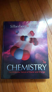 Chemistry by Silberberg for Chem 101/102