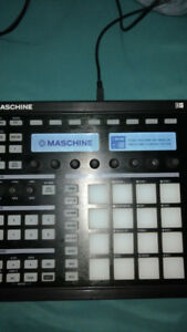 Maschine MK1 with Maschine 2.0 software and sounds included