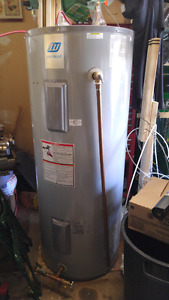 John Wood water heater used for 1 year