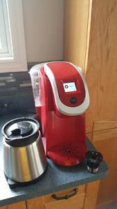 Keurig k200 with coffee pot