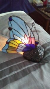 Tiffany style Butterfly Lamp Brand New