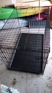 XL Dog Crate! Looks Perfect!