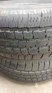 1 Summer Tires 235/65/17