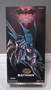 """1997 Batman 12"""" Collector Series Action Figure by Kenner"""