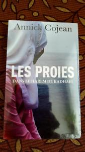 Les proies dans le harem de Kadhafi - Annick Cojean