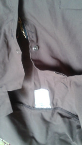 Mens coveralls $15 pair has four pairs size 4-5 x