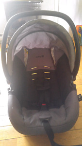 Safety 1st On board 22 infant seat