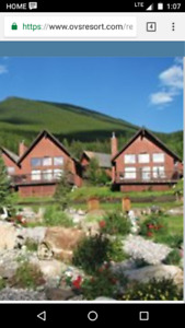 Canmore, Collingwood and Mount Tremblant resort accommodations.