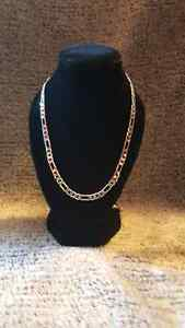 30 inch sterling silver necklace