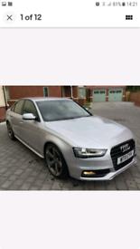 Audi A4 Black edition full service history