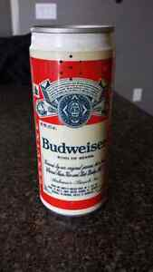 Vintage Budweiser tall can telephone