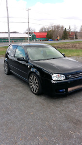 Golf gti vr6 turbo