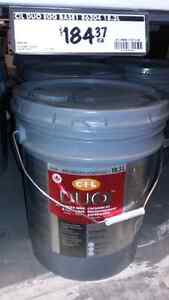 New 5 gallon CIL DUO eggshell paint never opened