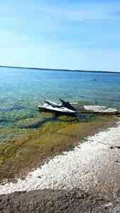 1996 Sea doo Gtx 800 3 up reverse, Only 90 hours  with trailer