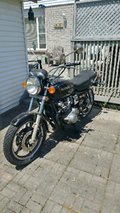 1980 Suzuki GS850 - very low KMs
