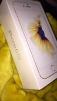iPhone 6S 16gb Gold BRAND NEW