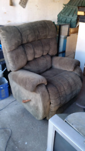 Reclining Chair.