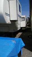 32ft Fifth Wheel For Sale