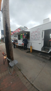 Fully Equipped and Operational Food Truck For Sale