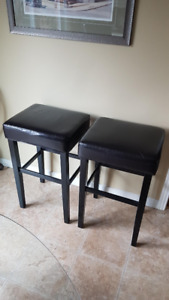 bar/ kitchen stools (2)  Excellent condition   $15 each