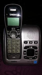UNIDEN HOME PHONE