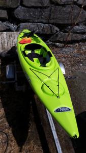 Kayak pelican 12 pieds neuf tout équipé