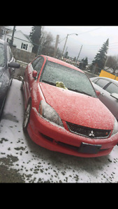 2006 Lancer Ralliart ETESTED