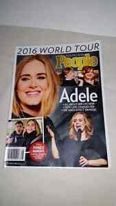 2016 - ADELE - Collecter's Edition - People Magazine