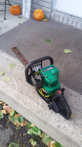 Weed Eater Excallibur 22 inch hedge trimmer