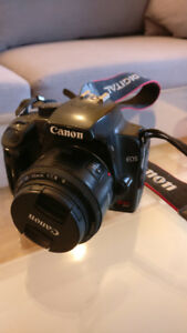 Canon DSLR in great condition!