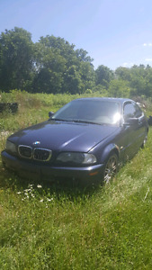 BMW 330CI for parts runs and drives