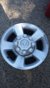 """4 factory 17""""x 9"""" dodge mags"""
