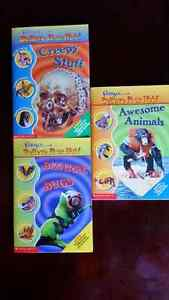 Three Scholastic Ripley's Believe It or Not books  Peterborough Peterborough Area image 1
