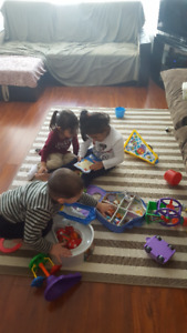 LICENSED HOME DAYCARE, SCARBOROUGH GOLF CLUB ROAD